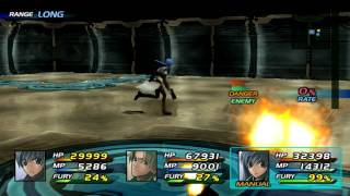Star Ocean 3 Till the End of Time Boss Lenneth [4D-MODE] pcsx2