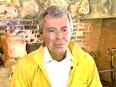1966-67 Television Season 50th Anniversary: The Time Tunnel (James Darren '91 ET interview)