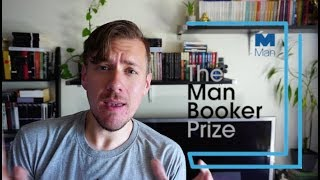 Man Looker at the Man Booker 2018!