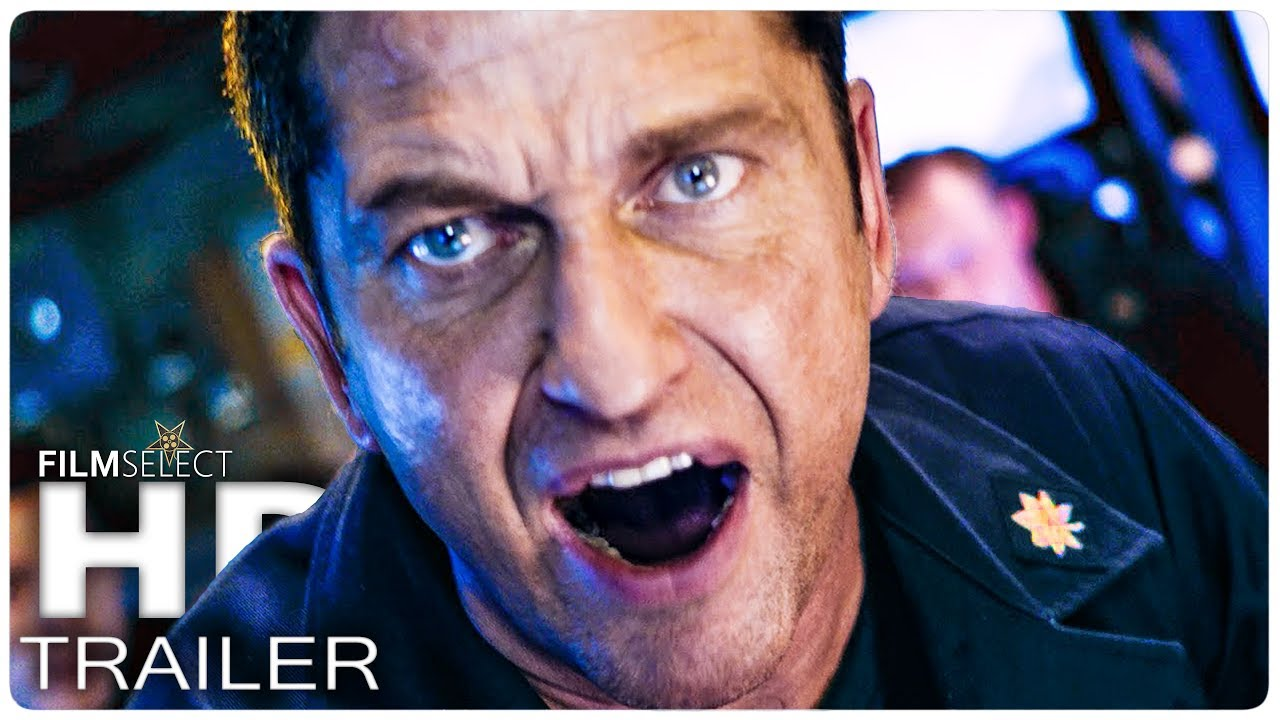 HUNTER KILLER Trailer (2018)
