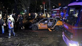 At least 25 people killed, 75 others injured in Ankara car blast