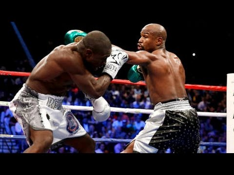 Floyd Mayweather Jr. vs Andre Berto [FULL FIGHT]