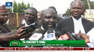 Kaduna Court Denies IMN Leader El-Zakzaky, Wife Bail