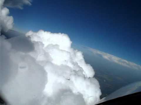 Alberta Thunderstorm Flight