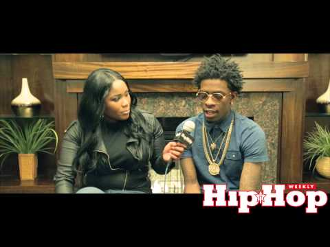 Hip Hop Weekly All Access: Rich Homie Quan Interview!!