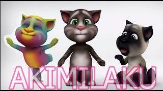 Gambar cover AKIMILAKU Talking Tom DANCE REMIX 2018