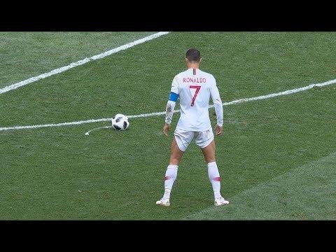 11 лучших голов Роналду