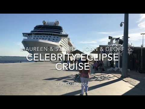 Celebrity Eclipse Cruise September 2017