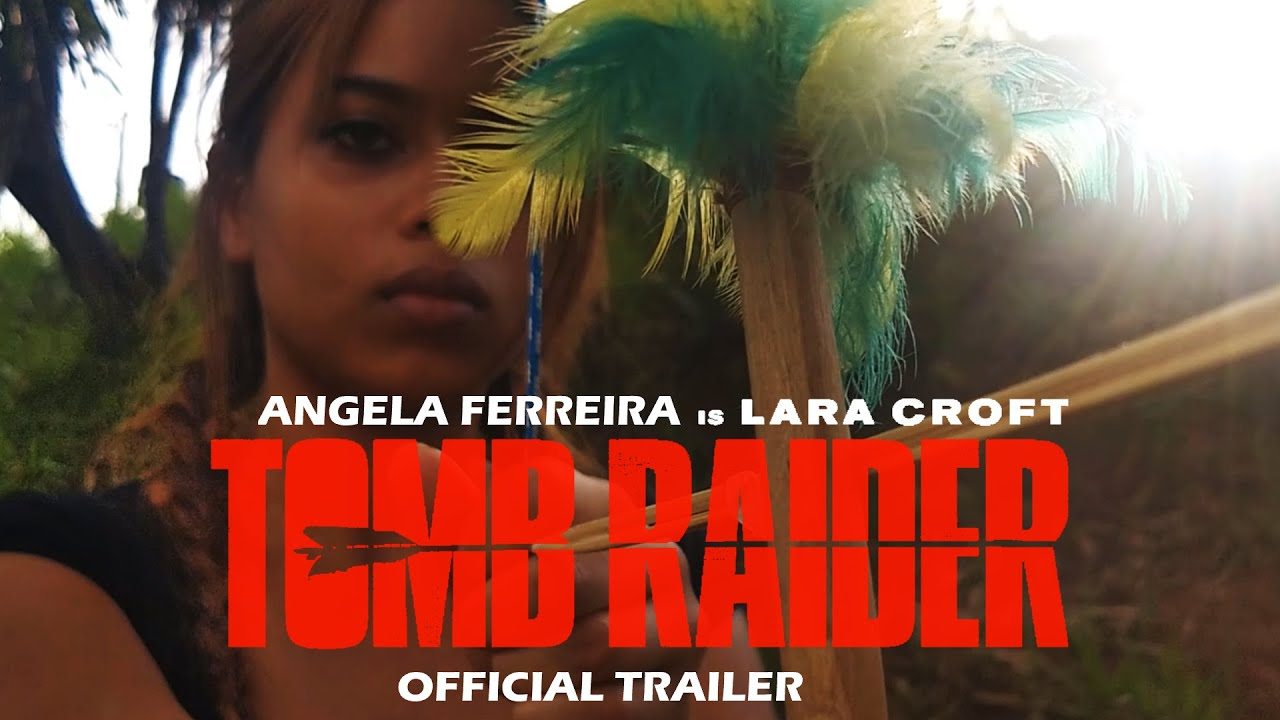 TOMB RAIDER - UnOfficial Trailer #2020 - YouTube