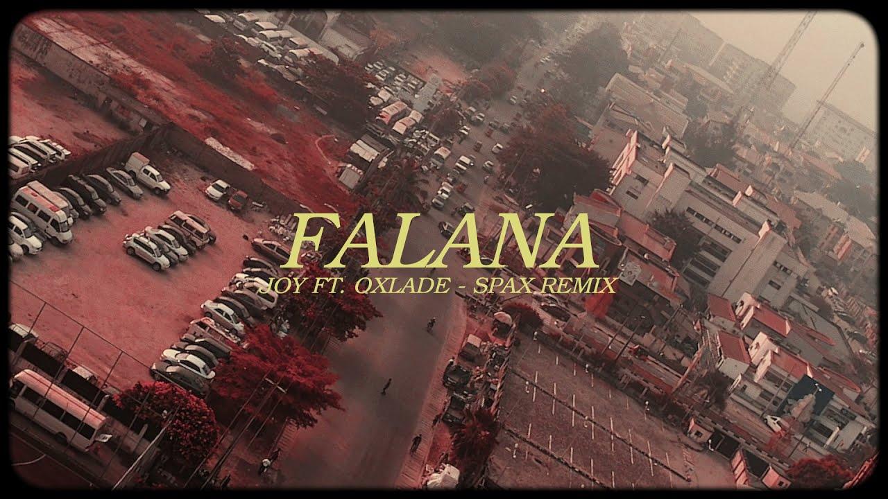 Download Falana - Joy (Feat Oxlade) (Spax Remix) [Lyric Video]