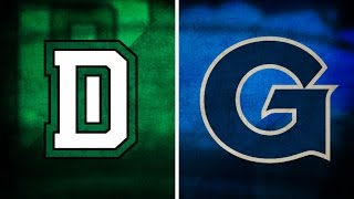 Dartmouth vs Georgetown: Patriot League Post Game Report | CampusInsiders