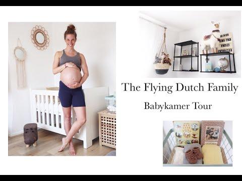 The Flying Dutch Family - Babykamer Tour