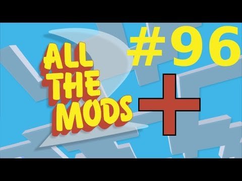 Ende der Mining Tour | Let's Play Minecraft All the Mods2+ #96 [German]