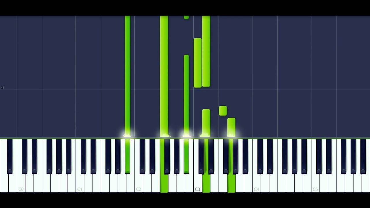 DANNY BOY - Piano Solo (You Raise Me Up)