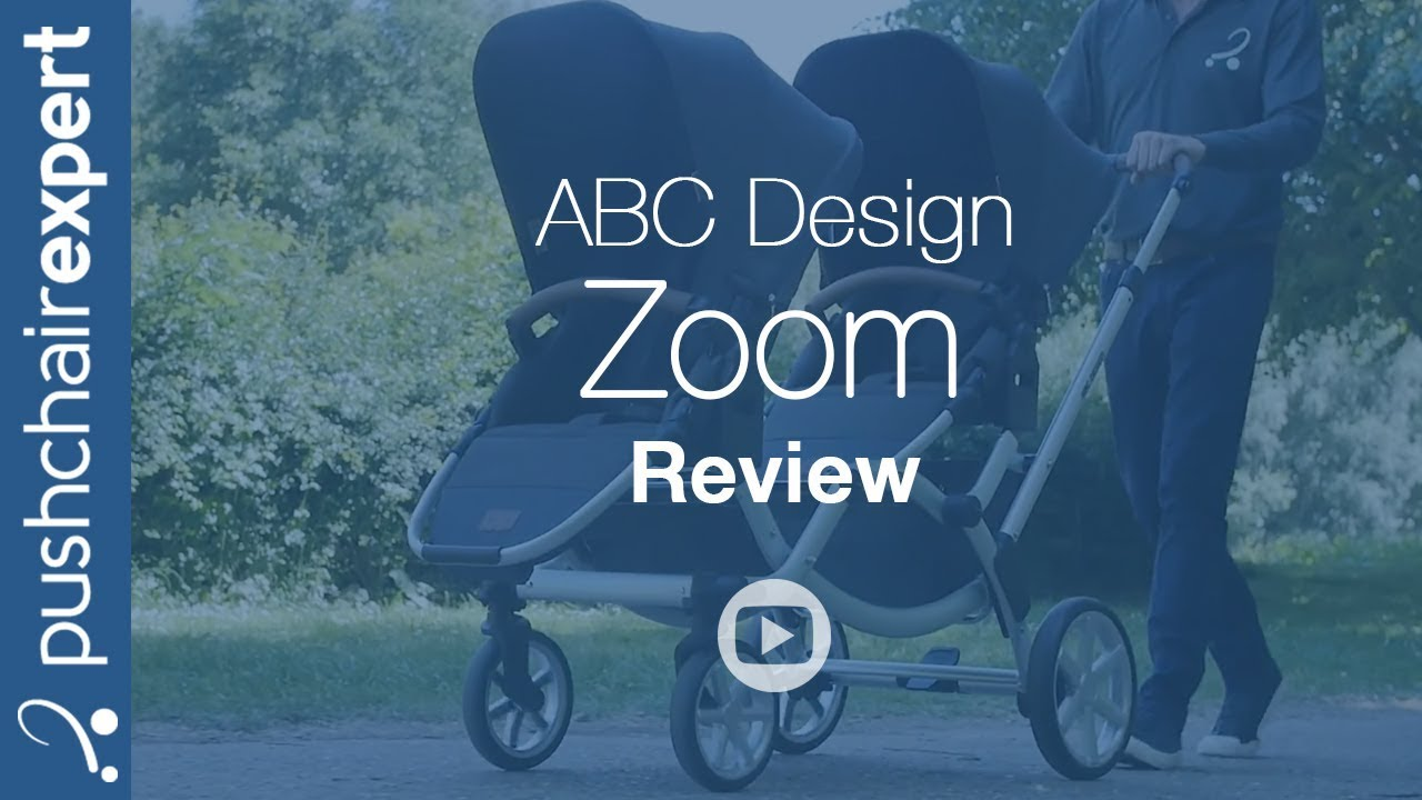 cffafd456b8d5 ABC Design Zoom 2018 Review - Pushchair Expert - Up Close - YouTube