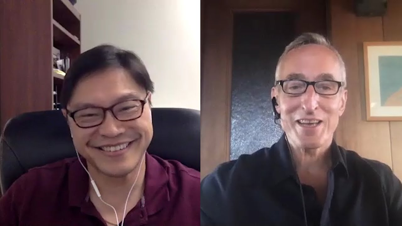 Interview With Dr. Jason Fung and Gary Taubes
