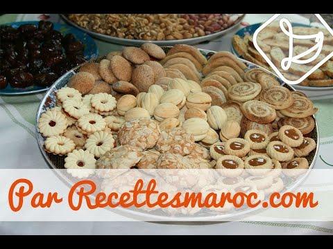 biscuits-au-caramel-&-amandes---caramel-&-almond-stuffed-cookies---حلوة-الگرگاعة-اللّذيذة-بالكراميل