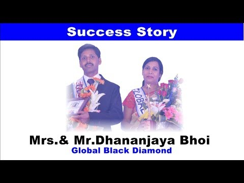 Success story of Mrs. & Mr. Dhananjaya Bhoi - A Student became MODICARE GBD