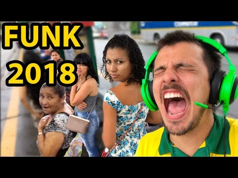 PLAYLIST DE FUNK DO VERÃO 2018 - CANTANDO EM PÚBLICO HARRY POHA, RABIOLA