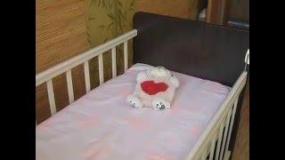 Детская кроватка. Доработка