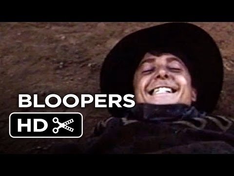 Back to the Future Part IIl Blooper Reel (1990) - Michael J. Fox Movie HD