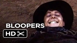 Back to the Future Part IIl Blooper Reel (1990) - Michael J. Fox Movie HD