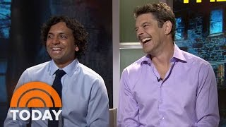 M. Night Shyamalan, Jason Blum Talk Creepy New Film 'The Visit' | TODAY