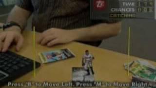 Topps 3D Live Baseball Cards