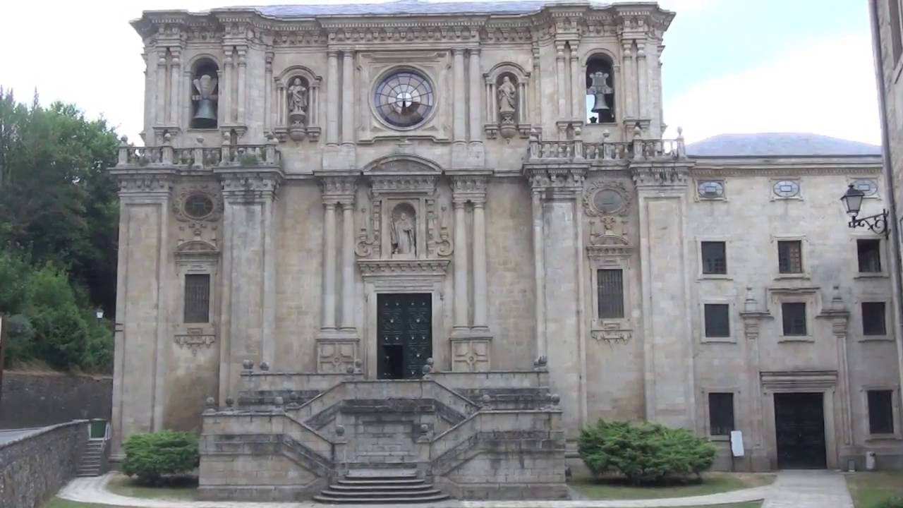 Samos Lugo Galicia Youtube