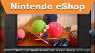 Nintendo eShop - Photos With Mario Trailer