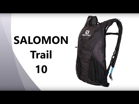 2bec1bfd47 Salomon Trail 10 - YouTube