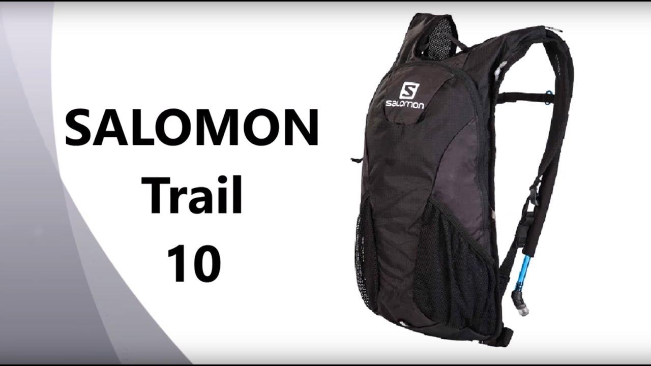 Salomon Trail 10/Mochila