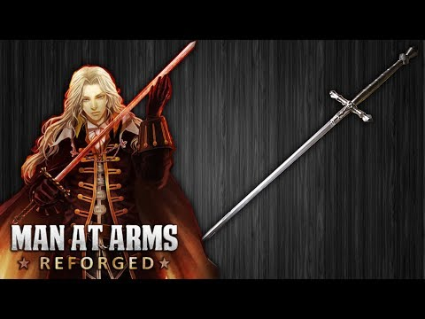Alucard's Heirloom Sword – Castlevania – MAN AT ARMS