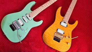 The BRAND NEW Charvel DK24 FR HSS AND HH 2020 | FIRST REVIEW