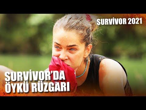 Survivor'dan Bir Öykü Çelik Geçti | Survivor 2021
