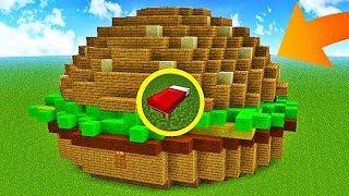 UNE BASE SÉCURISÉE HAMBURGER ?! | Minecraft Bed Wars Dream