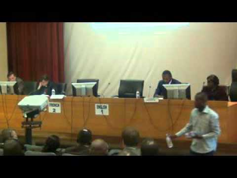 Fin Revue FMI au Congo