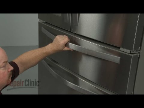 Drawer Handle - Whirlpool Refrigerator