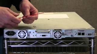 HP G2 MSL2024 MSL4048  Emergency Magazine Removal