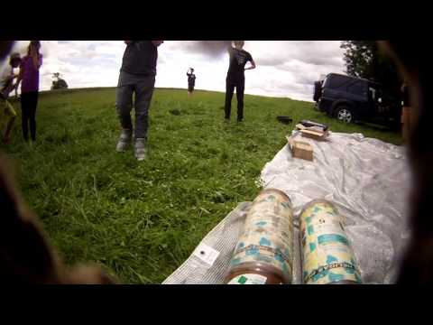 Royal Russell School Balloon Launch 2017 - Launch and Assent
