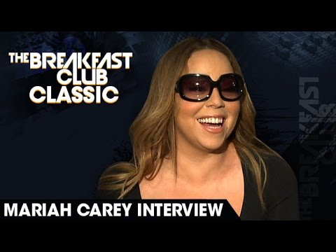 Breakfast Club Classic - Mariah Carey 2014 Interview