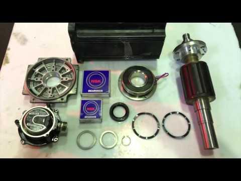 Rexroth servo motor in 1 doovi for Bosch rexroth servo motor