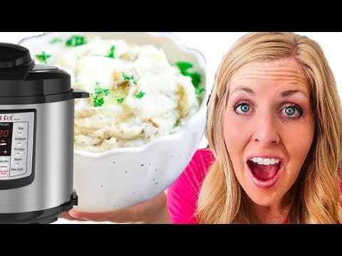 How to Make CREAMY Instant Pot Mashed Potatoes