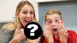 He Picked My Nail Art!!! (surprising results)
