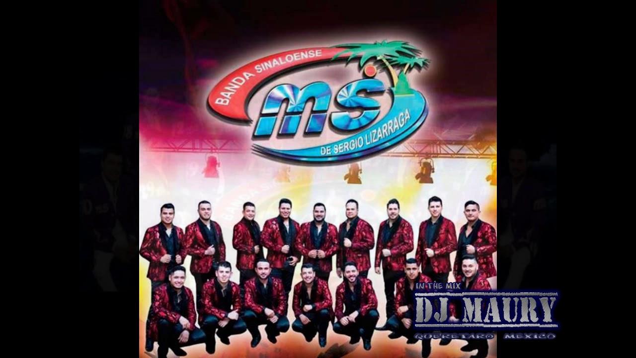 BANDA MS MIX PURAS PARA ADOLORIDOS DJ MAURY