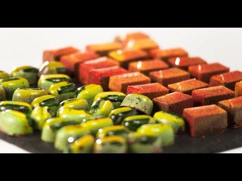 Корпусные конфеты с ромово-вишнёвой начинкой | Реально! Кондитер