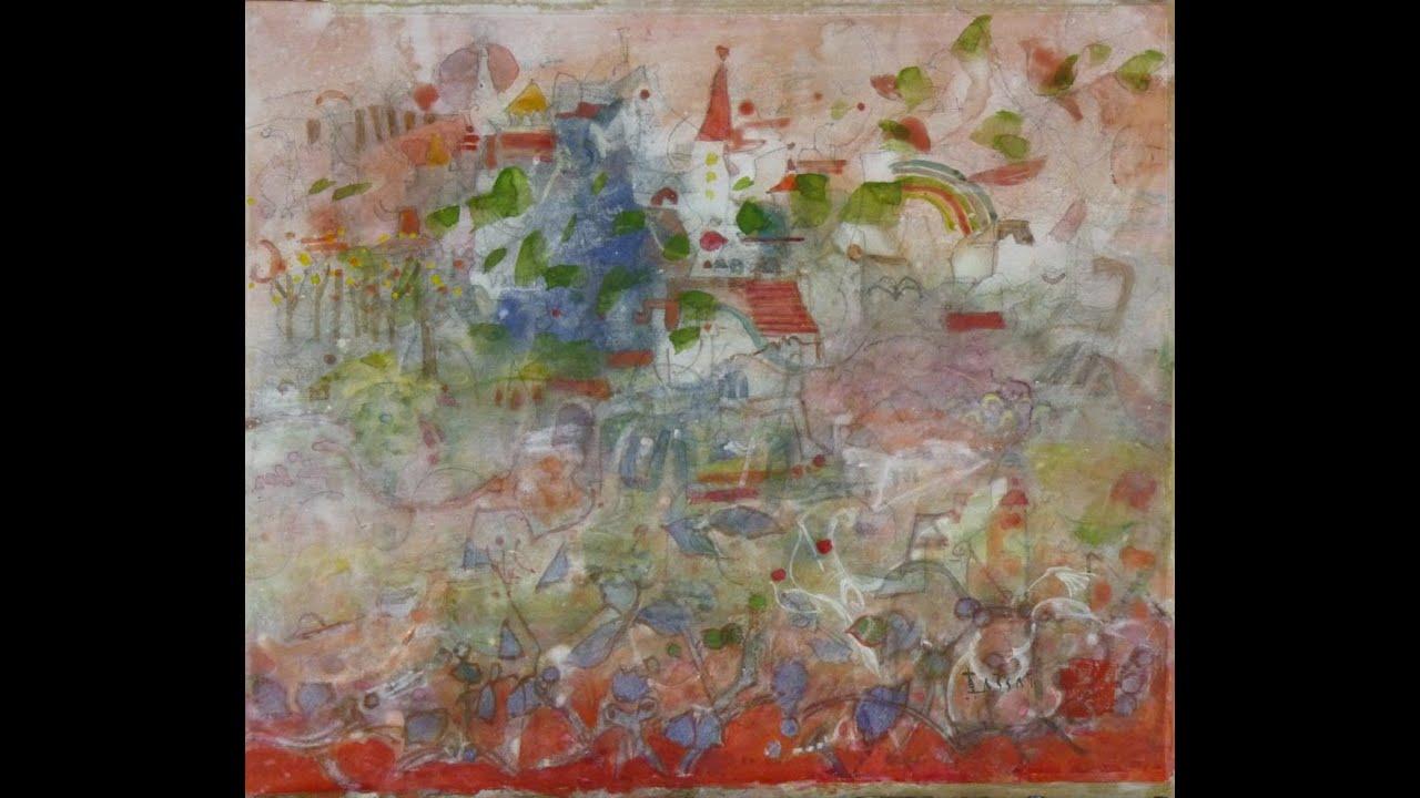 Les Jeux de Dames  présentent Mariko Beltrando-Assaï peintre calligraphe