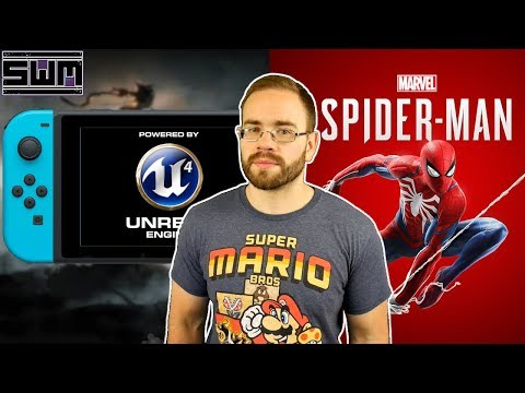 Unreal Engine 4 On Switch Gets A Big Update And The Spider-Man PS4 Console Looks Amazing | News Wave