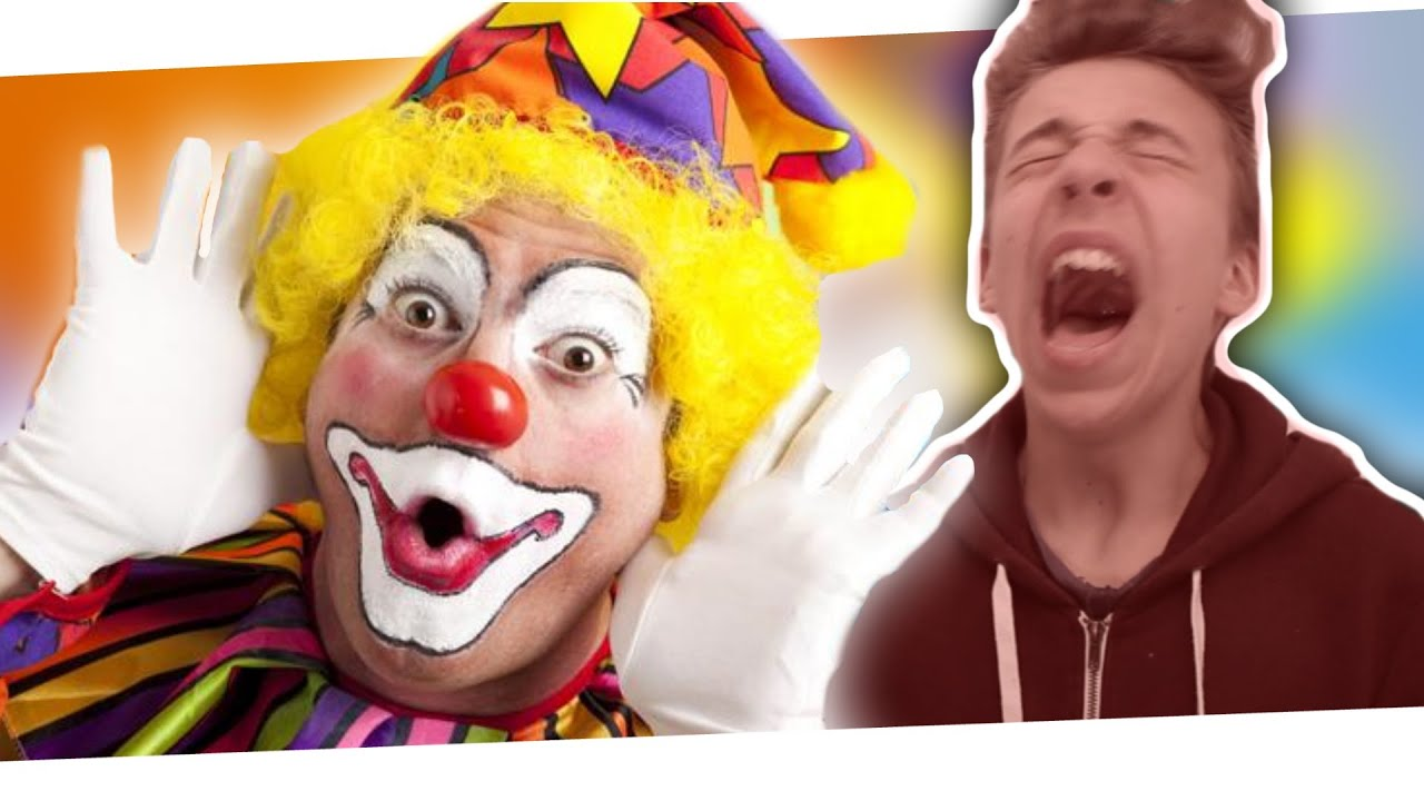 Angst Vor Clowns