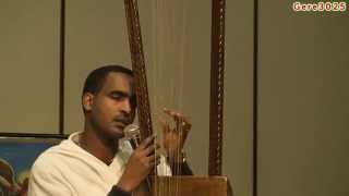 Ethiopian Orthodox Tewahedo Begena mezmur Kesis Akalau